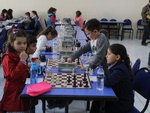 Satrançta Ulusal Egemenlik ve Çocuk Bayramı Turnuvası Yapıldı