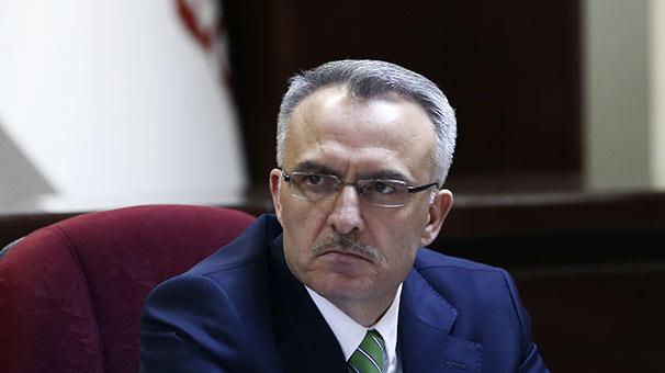 Son dakika... Maliye Bakanı Ağbal: Bazı vergileri kaldırabiliriz!