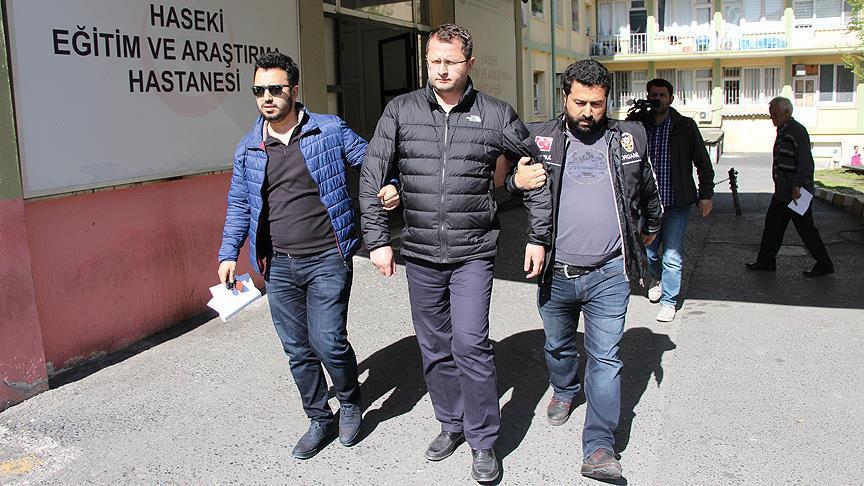 81 ildeki FETÖ'nün mahrem yapılanması operasyonunda 1013 gözaltı