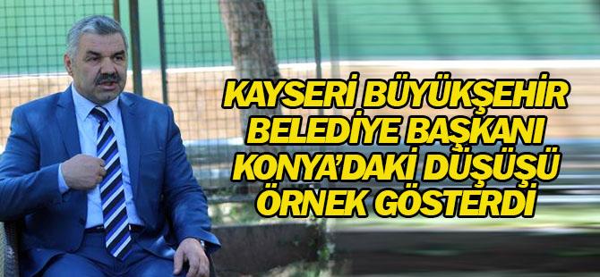 Çelik'ten, Konya Örnekli Parti Teşkilatlarına Referandum Eleştirisi
