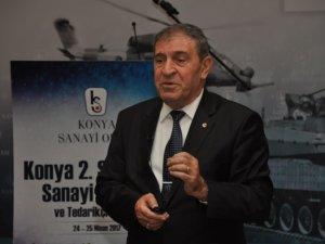 SASAD Genel Sekreter Yardımcısı Küçükseyhan NEÜ'lü öğrencilere konferans verdi