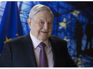 AB Komisyonu Başkanı Juncker, Soros ile görüştü