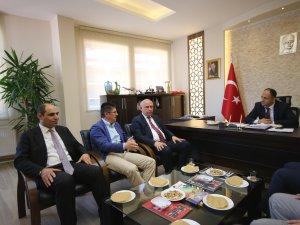 Oklan'dan Beyşehir'e ziyaret