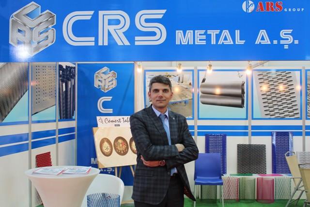 CRS yeni ürünlerini tanıttı