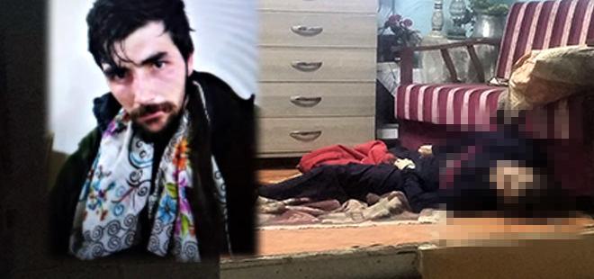 Uyuşturucu bağımlısı genç, annesini boğarak öldürdü