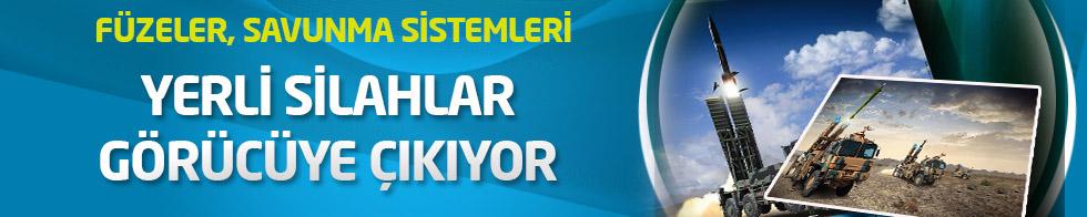 Son teknoloji Türk savunma sistemleri