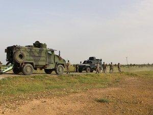 Suriye tarafında 11 PYD/YPG'li  terörist öldürüldü