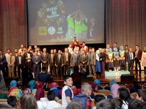 Haydi Bil Bakalım Yarışması'nın kazananları ödüllendirildi