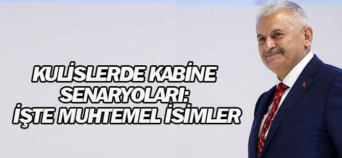 AK Parti Kulislerinde Kabine Senaryoları: İşte muhtemel isimler
