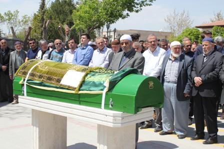 Durmuş Ali Güler vefat etti