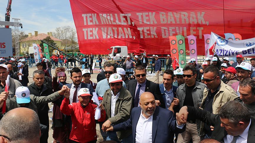 Arslan: Taşeron işçilere kamuda işçi kadrosu istiyoruz VİDEO HABER