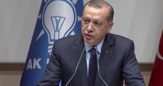 Erdoğan AK Parti'ye döndü: İŞTE İLK AÇIKLAMALARI