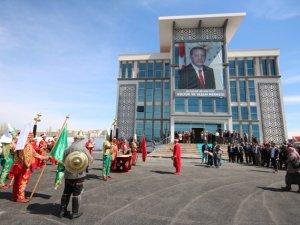 Beyşehir'de Kültür ve Yaşam Merkezi hizmet vermeye başladı