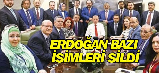 Erdoğan'dan o yazarlara: İbreleri değişti, trenden indiler...