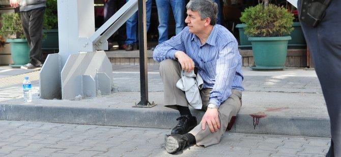 """FETÖ'den aranan  """"Ereğli eski İlçe Emniyet Müdürü Aygün"""" vurularak yakalandı"""