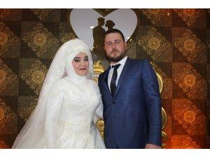 Aysun ile Hasan evlendiler