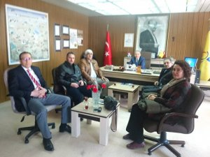 "Konya Lisesi'nden ""tarihi pul"" projesi"