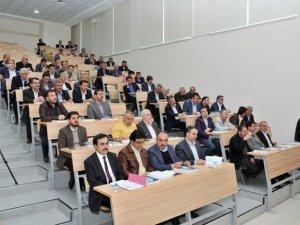 KTO Meclis toplantısı üniversitede  yapıldı
