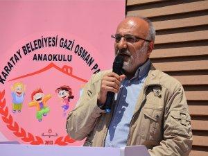 Gazi Osman Paşa Anaokulu yetimleri unutmadı