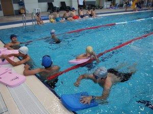 Selçuklu'da Yaz Spor Okulları ilgi görüyor