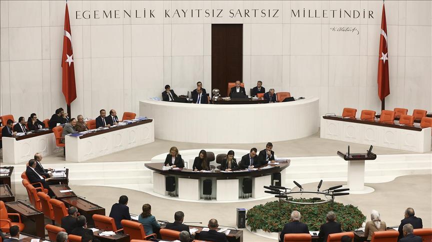 Meclis personelinin görevde yükselme yönetmeliğinde değişiklik