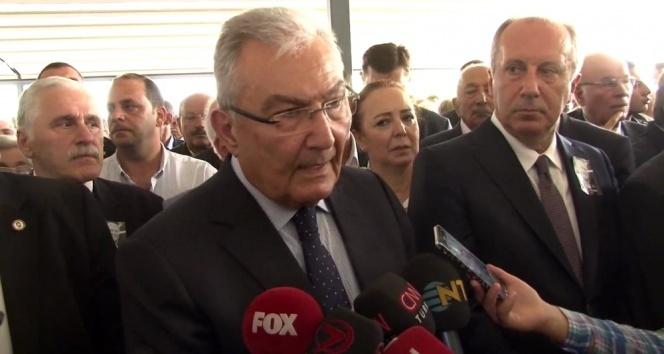 Baykal Kılıçdaroğlu'nu topa tuttu