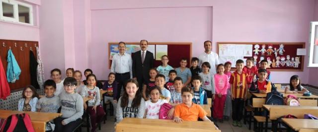 Başkan Altay, Öğrencilerle Bir Araya Geldi