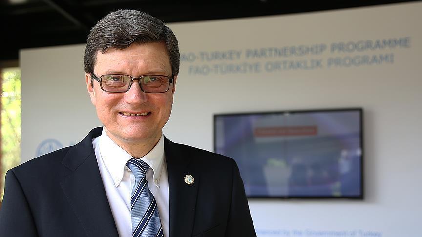 FAO'dan Türkiye'ye gıda güvenliği övgüsü