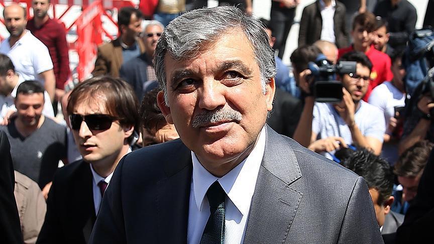 Ve Abdullah Gül'den beklenen açıklama geldi