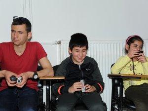 Görme engelliler için fotoğrafçılık kursu açıldı