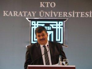 KTO Karatay'da UNİKOP Öğrenci Çalıştayı
