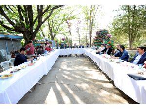 Kırıkkale Belediyesi bu yıl 550 bin çiçek dikecek