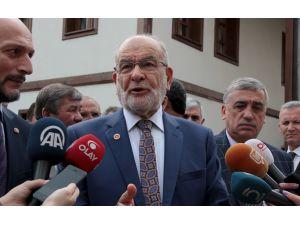 Karamollaoğlu'ndan Gül açıklaması: Kongremiz karar verir
