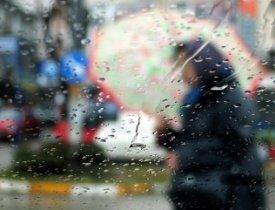 Meteoroloji'den 13 ile yağış uyarısı