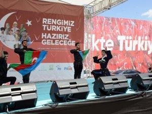 Konya Uluslararası Öğrenci Buluşması'na ev sahipliği yapıyor