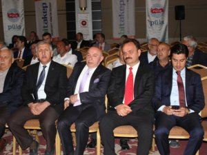 PÜİS'te Ahmet Çöğen başkan seçildi