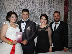 Hafize ile Bekir evlendiler