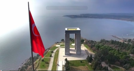 Bozkır Belediyesi 102 öğrenciyi Çanakkale'ye gönderdi