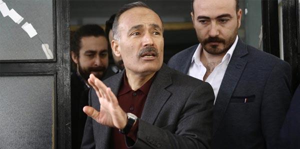 """FETÖ'nün """"VIP"""" dinleme davası'nda  Ramazan Akyürek savunma yaptı"""