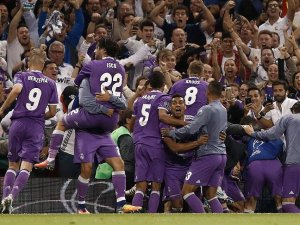 Avrupa futbolunun en büyüğü Real Madrid