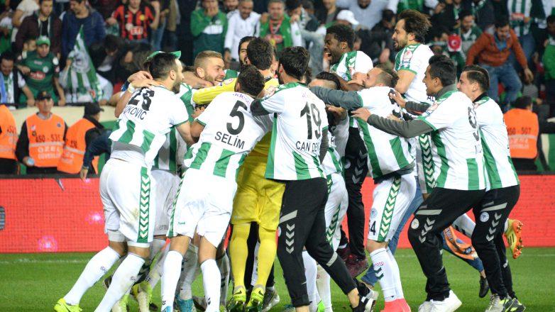 Spor Toto Süper Lig'de sezon böyle bitti
