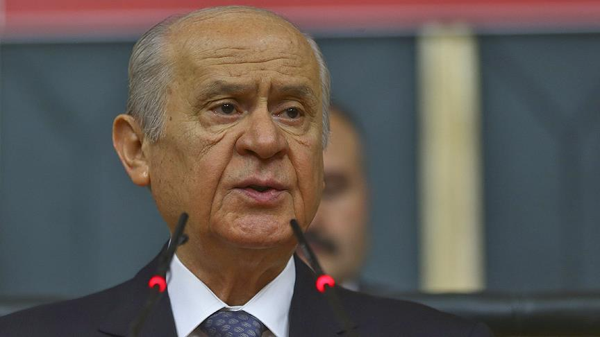 MHP Genel Başkanı Bahçeli'den Kurban Bayramı mesajı
