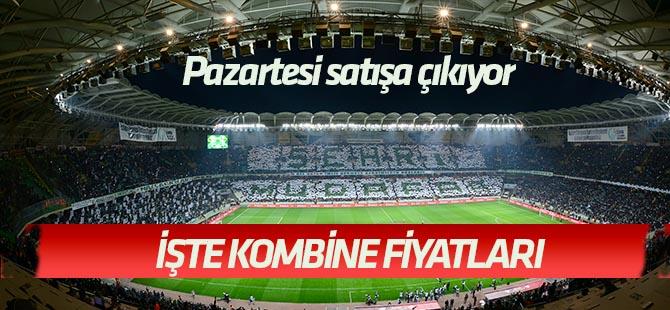 Konyaspor'da kombineler 17 Temmuz pazartesi günü satışta! İşte fiyatlar!