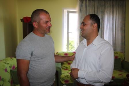 Başkan Özaltun'dan ziyaret