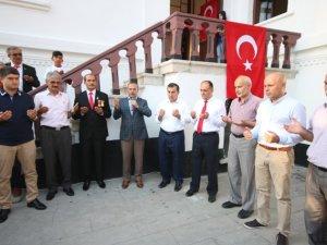 Beyşehir'de şehit aileleri dernekleşti