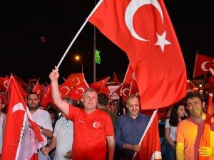 Konyaspor yönetimi anma etkinliğinde