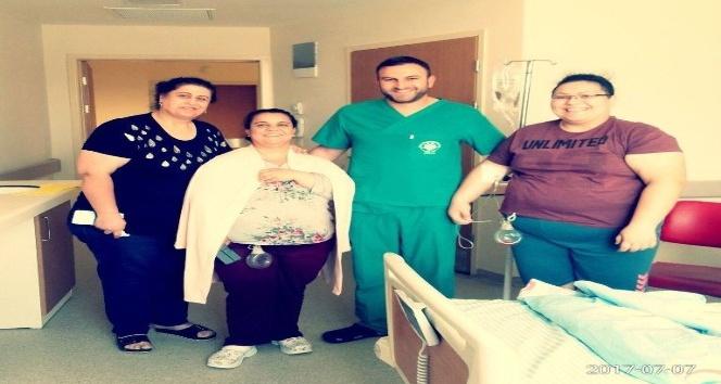Obezite hastaları Tatvan'ı tercih ediyor