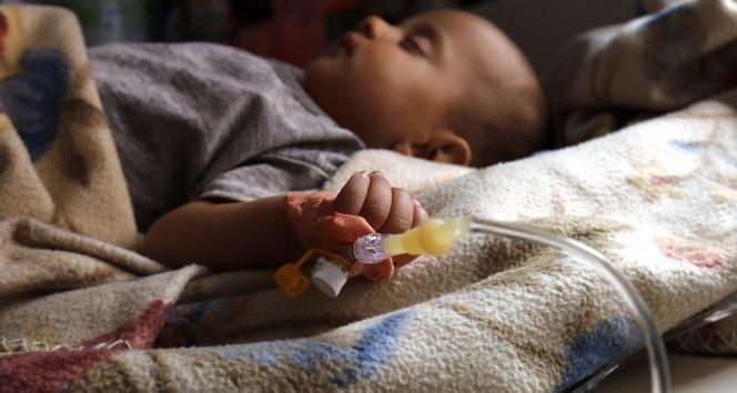 Yemen'de koleradan ölenlerin sayısı bin 784'e yükseldi