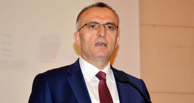 Bakan Ağbal: 'Vergi gelirleri yüzde 13,6 arttı'