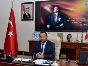 Rektör Akgül'den Basın Bayramı mesajı